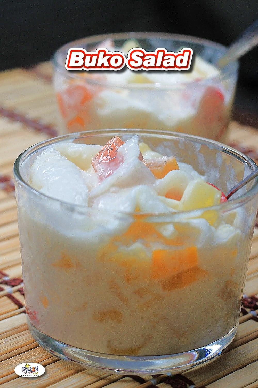 Buko Fruit Salad Recipe