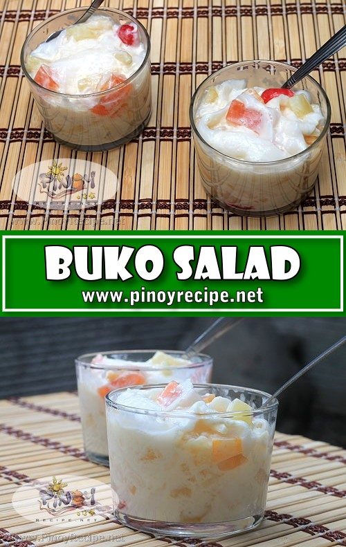 Buko Salad Recipe