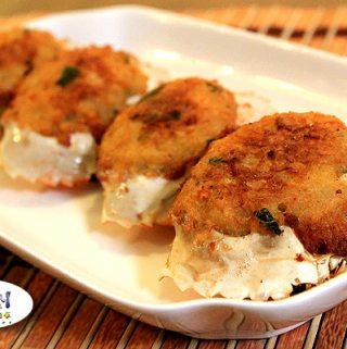 Recipe for Rellenong Alimasag