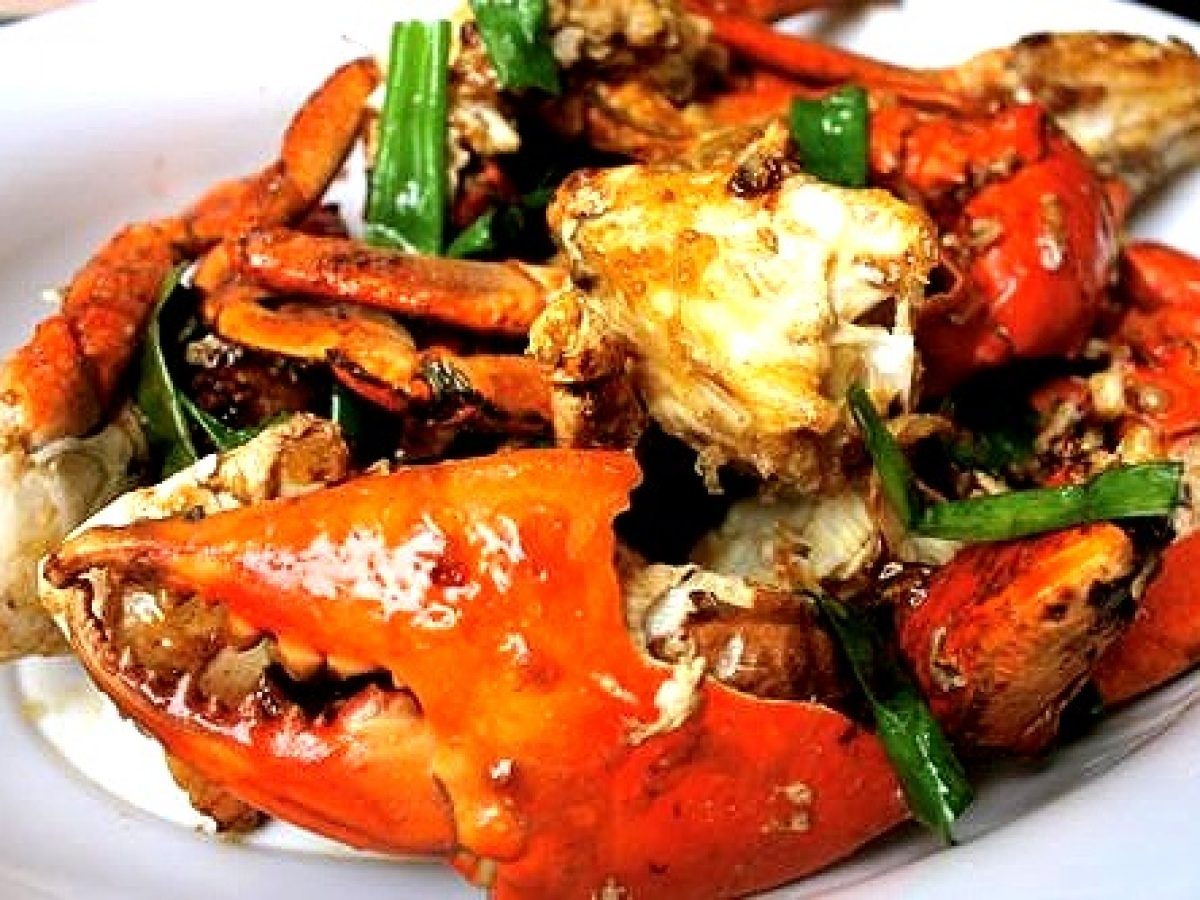 Adobong Alimango Recipe Stewed Mud Crabs