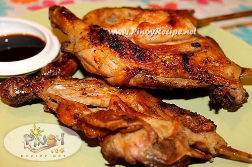 bacolod chicken inasal recipe