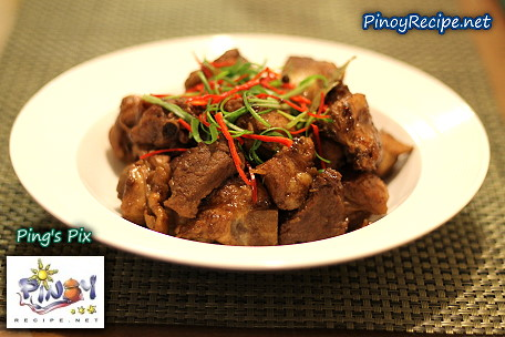 chicken pork adobo pinoy recipe