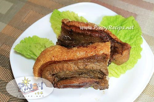 inihaw na baboy or grilled pork recipe