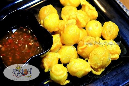 Kwek kwek recipe tukneneng a pinoy delicacy made of quail eggs and kwek kwek recipe forumfinder Images