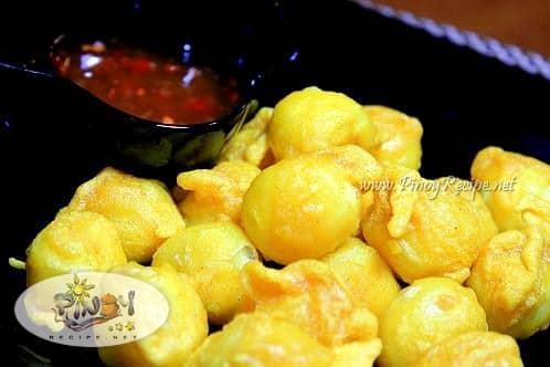 kwek kwek the famous pinoy street food