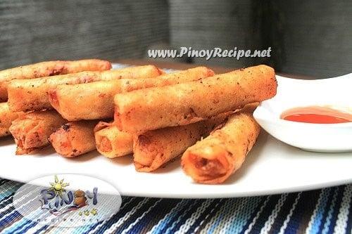 lumpia shanghai recipe