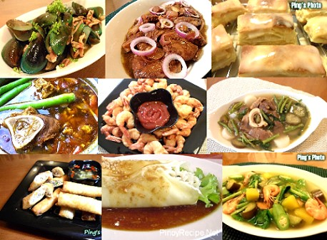 pinoy foods