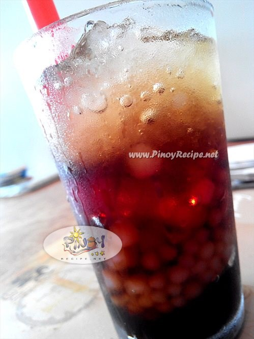 sago gulaman recipe