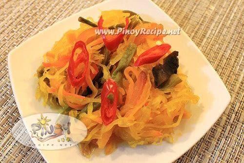 atsara or achara recipe