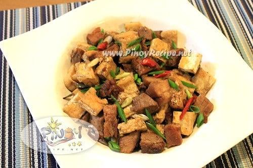 tokwat baboy recipe