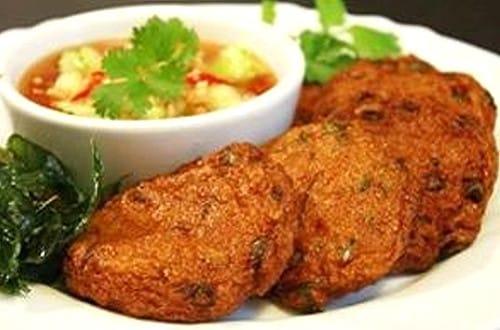 Thai Crispy Shrimp Cakes or Tod Mun Goong Recipe - Filipino Recipes ...