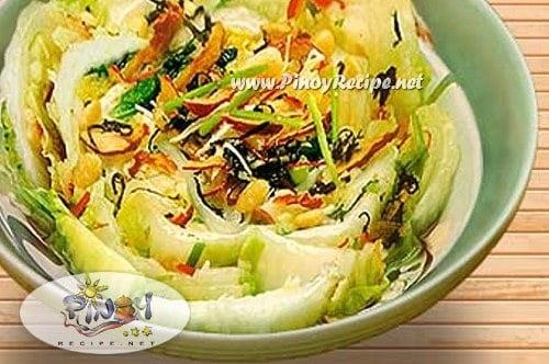 korean white kimchi recipe