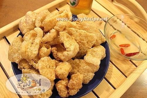 pork chicharon pinoy recipe