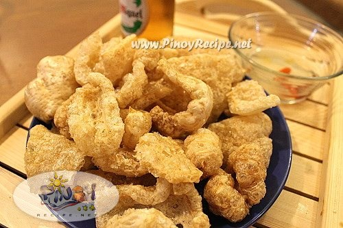 pork chicharon recipe
