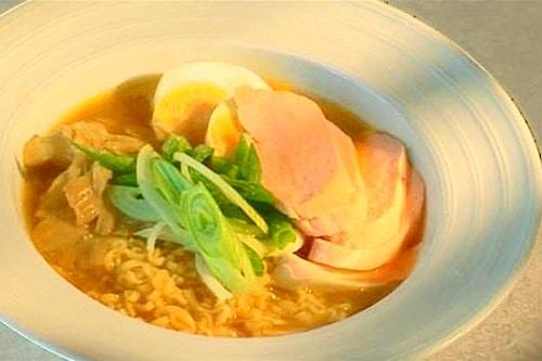 Chicken Ramen Soup Recipe