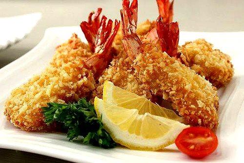crispy prawn tempura recipe