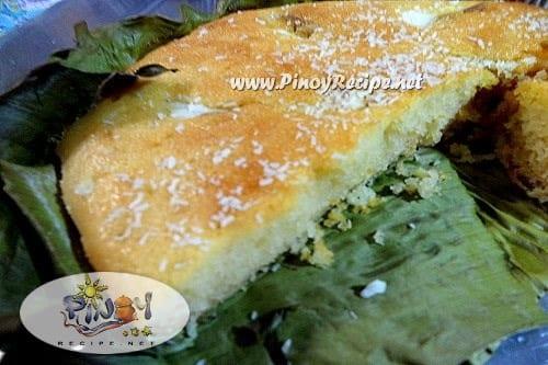 baked bibingka supreme recipe