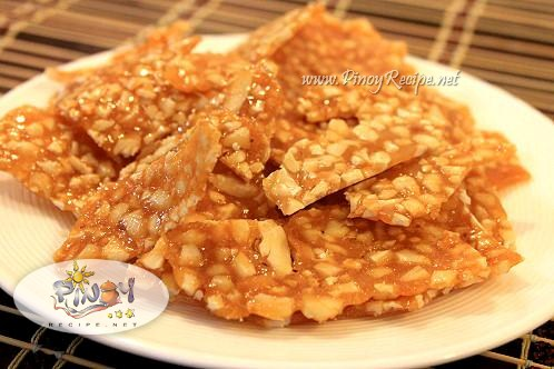 peanut brittle pinoy recipe