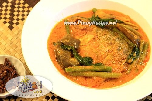 Fish Kare Kare Recipe it is a lot quicker to cook, without the hassle of stewing and a real budget saver.