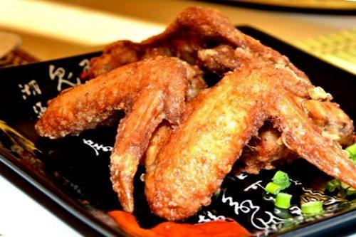 Malaysian Chicken Wings recipe