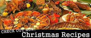 Filipino Christmas Recipes Collection