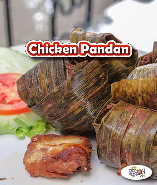 Chicken Pandan for pinterest