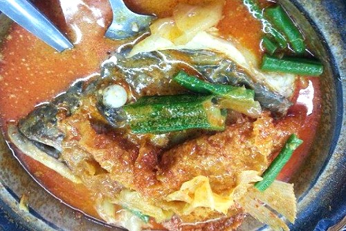 Spicy Singaporean Fish Head Curry Recipe