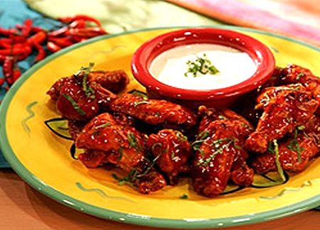 bufallo chicken wings recipe