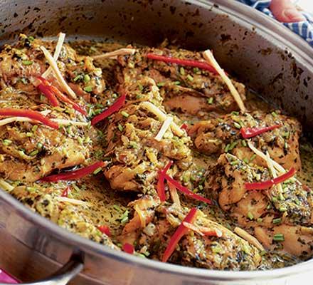 Indian Spice Box Chicken Recipe