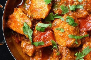 Indian Chicken Jalfrezi Recipe