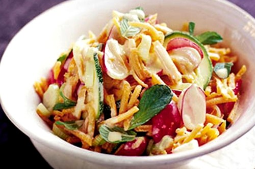 indian summer salad recipe