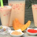 buko melon sago cooler by Filipino Recipes Portal