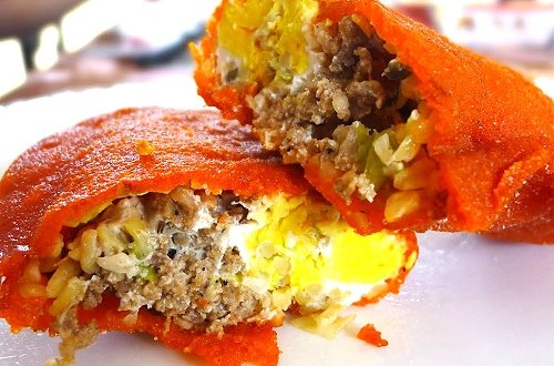 Vigan Empanada Recipe