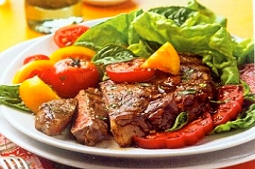 grilled-ribeye-steaks-with-tomatoes