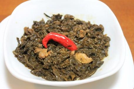 laing pinoy recipe