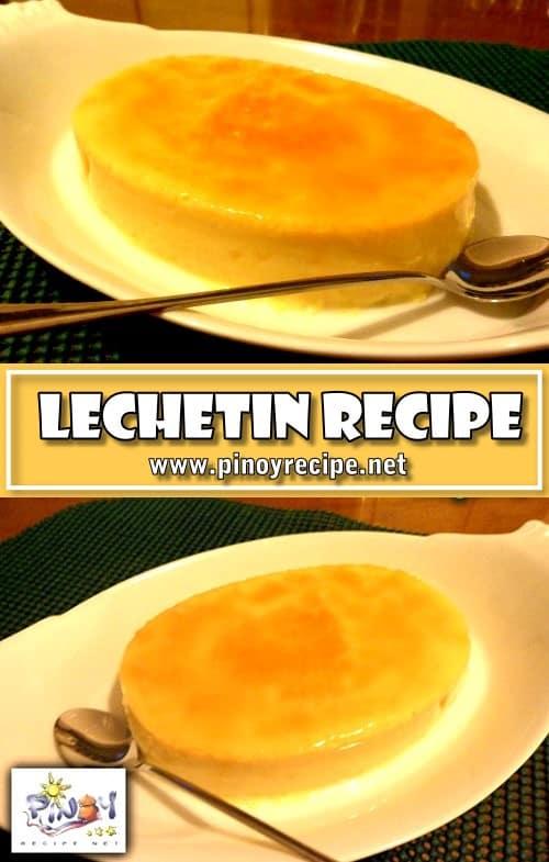 Lechetin Recipe