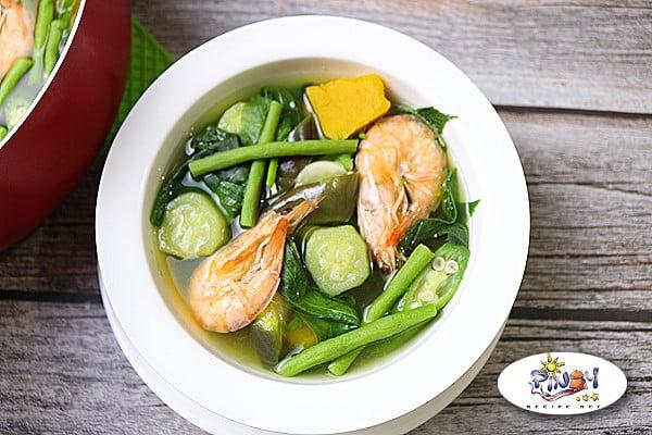 Laswa Vegetable Soup