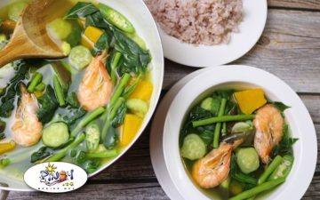 Recipe of Laswa Healthy Vegetable Soup
