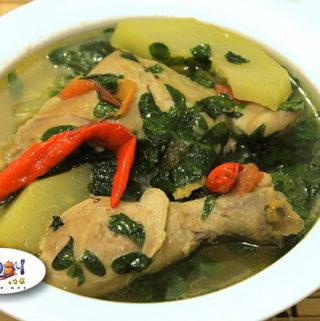 Chicken Tinola with Malunggay Recipe