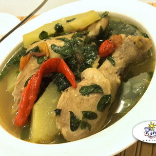 Chicken Tinola with Malunggay Recipe