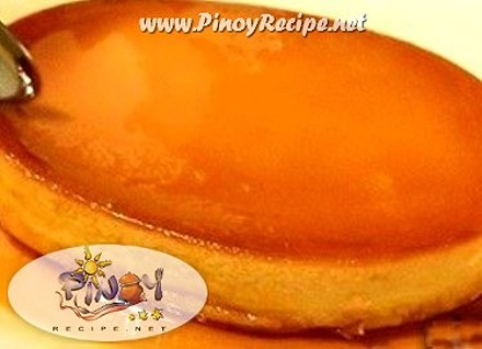 Baked Leche Flan Recipe - Filipino Recipes Portal