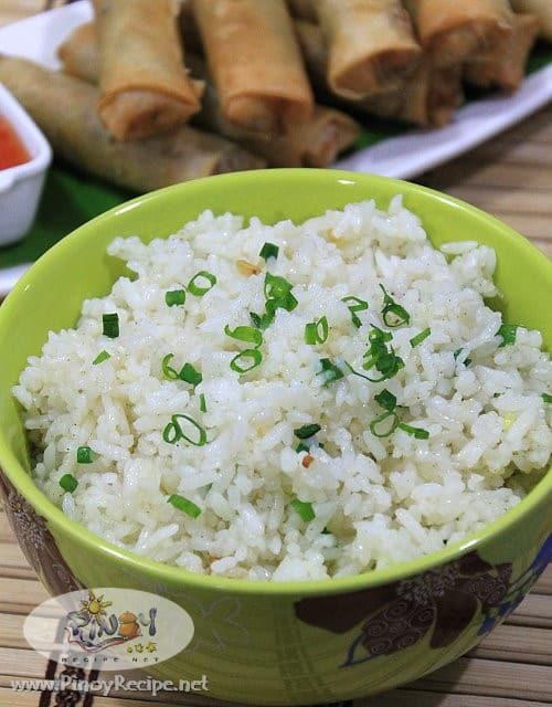 sinangag recipe - Filipino Recipes Portal
