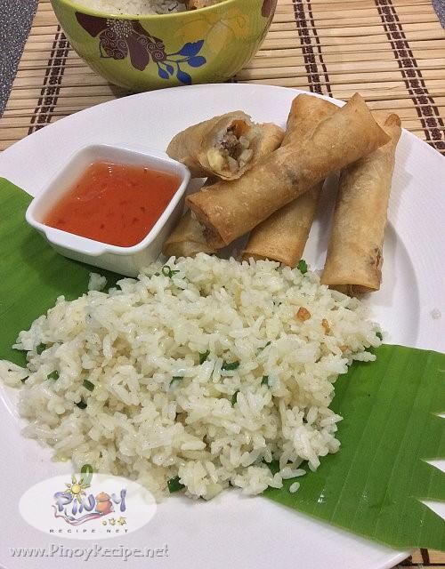 sinangag recipe by Filipino Recipes Portal