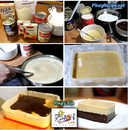 Gelatin dessert recipes filipino
