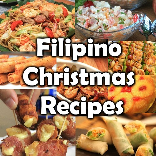 filipino christmas recipes