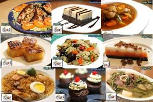 filipino media noche recipes