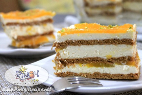 Mango Float Recipe is easy to make and very delicious Filipino dessert, a big hit during Christmas and New Year celebration. Mango float are my family's favorite dessert and the ingredients are not expensive.