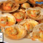 grilled scallops recipe