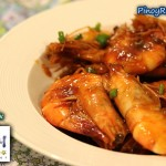 Filipino Sweet and Spicy Shrimp Recipe