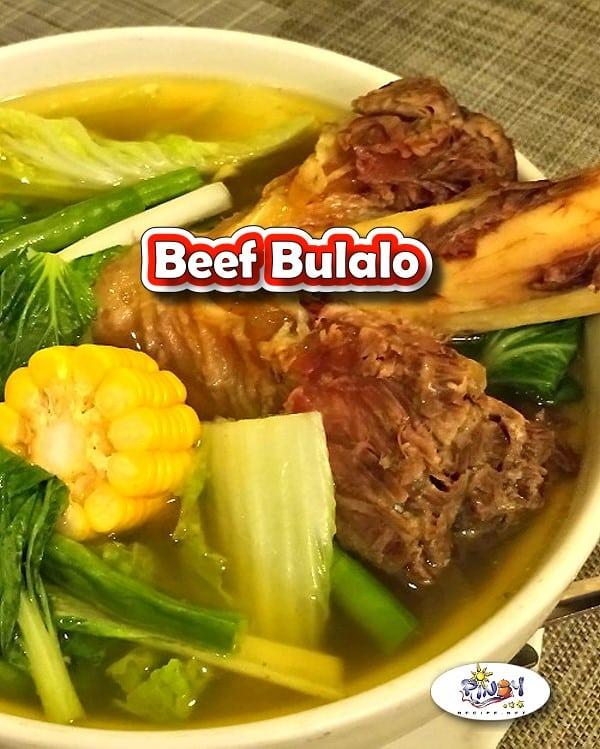 Bulalo Recipe